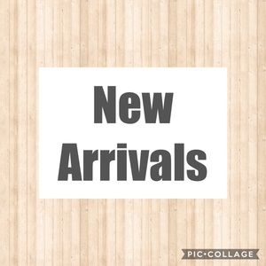 New Arrivals Section